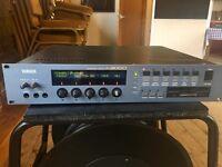 Vintage Yamaha A3000 sampler