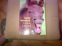 equine behaviour and principles post incd