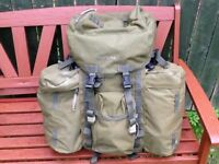 Military Style Rucksack for sale