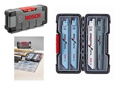 Bosch 20tlg Säbelsägeblätter ToughBox Tigersägeblatt for Wood & Metal 2607010902