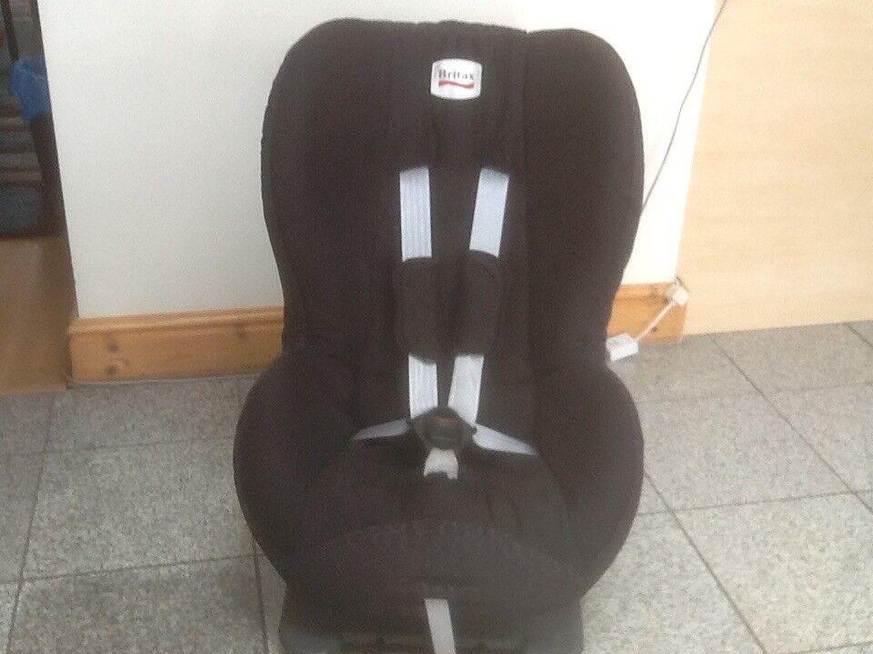 45 Britax Prince Slim Car Seat For 9mths To 4yrs9kg 18kg