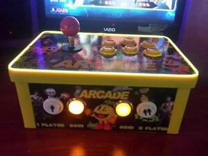 RETROPIE ARCADE - The Authentic Portable ARCADE System w/WARRANTY - www.retroxcanada.com
