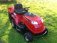 Mountfield 1530H Like New . not used since first 5 hour dealer service. Excellent mower.