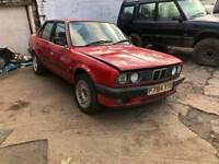BMW E30 320I Breaking for spares