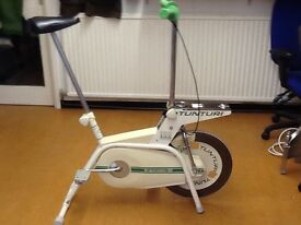 Tunturi Ergonomic Exercise Bike