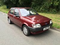 FORD FIESTA GENUINE 19K MILES IN AMAZING CONDITION FOR AGE