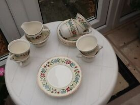 China tea set from 1930's