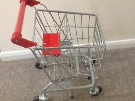 Kids Shopping Trolley 3+