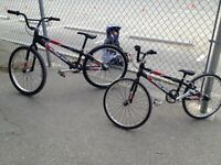 Matching Adult and Kids Redline Pros