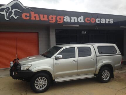 4/2013 Toyota Hilux SR5 4x4 Turbo Diesel Auto Launceston Launceston Area Preview
