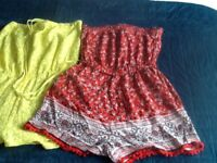 3 playsuits