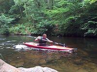 Pyranha master tuffy kayak