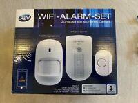 REV WI-FI Alarm Set Alarmanlage mobil NEU Nordrhein-Westfalen - Willich Vorschau