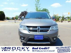 2012 Dodge Journey SXT - BAD CREDIT APPROVALS