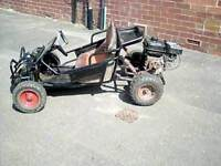 50cc kids buggy