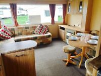 USED STATIC CARAVAN HOLIDAY HOME GLASGOW EDINBURGH LOTHIAM AYRSHIRE EYEMOUTH NORTHUMBERLAND SCOTLAND