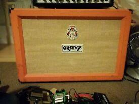Orange PPC212 2x12 Cab