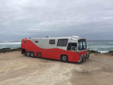 Motorhome  Muswellbrook Muswellbrook Area Preview