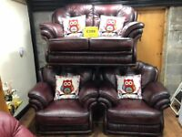 4 piece suite in very good condition