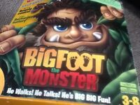 Fisher Price Imaginext Bigfoot The Monster