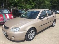 ** NEWTON CARS ** 05 PROTON GEN-2 1.6 GLS, 5 DOOR, GOOD OVERALL, S/H, ALLOYS, MOT MAR 2018, CALL US