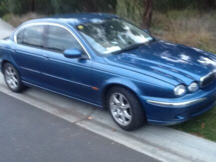 2002 Jaguar X Type Sedan Narre Warren Casey Area Preview