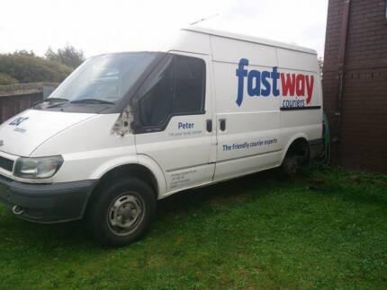 2004 Ford Transit Van For Sale Kingston Kingborough Area Preview
