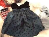 Girls party dresses 4-5 yrs