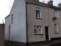 TO LET 3 BEDROOM HOUSE IN PORTADOWN MOURNEVIEW STREET CLOSE TO TOWN CENTRE OFCH PVC DOUBLE GLAZING