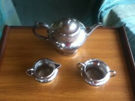 EPBM Three piece Tea Set
