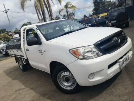 2008 TOYOTA HILUX SR V6 *REGO* *RWC* Woodridge Logan Area Preview