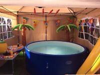 Lay Z Spa Monaco 6-8 Person Hot Tub Hire St Helens, Liverpool,Wigan,Manchester and Surrounding areas