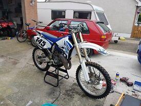 Yamaha yz 125 2stroke