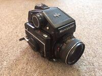 Mamiya 645 1000s medium format camera