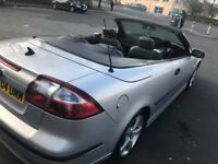 SAAB 9-3 Convertible Petrol Excellent car 11 Month MOT