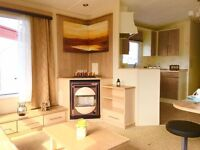 Stunning Double Glazed & Central Heated Caravan For Sale At The 12 Month Season Sandylands