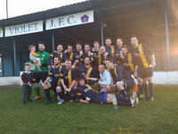 Cup winning amateur football team Park Tool AFC looking for players to help promotion push