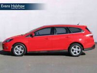 Ford Focus Estate, Red, 49000 miles, immaculate condition, priced to sell. Pet grill included.