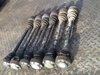 Bmw e36 small case drive shafts