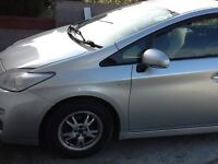 TOYOTA PRIUS 2011 READY TO RENTEL WITH PCO LICENCE