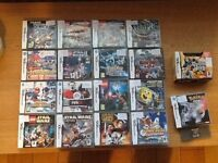 DS games in great condition