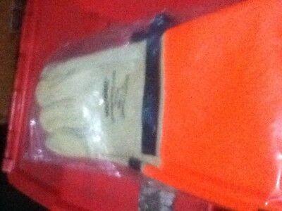 Salisburyvoltgard Leather Protectors Gloves 8-812