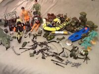 Action Man & Army Toys