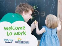 Recruitment evening - recruiting for Nursery Nurses and Nursery Assistants in Aberdeen