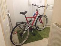marin alpine trail Mountain Bike i can post the bike for 30.00pounds