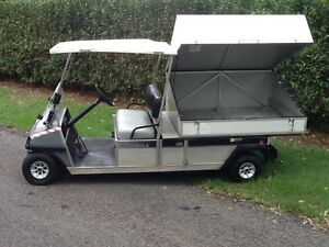 Golf cart/buggy UTILITY vehicle, maintenance/ret. vill, etc Tamborine Ipswich South Preview