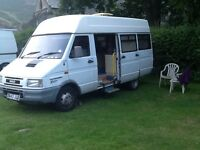IVECO TURBO DAILY CAMPERVAN CONVERSION