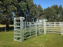 Cattle Horse Yard Panel 6 Oval Bars Springvale Greater Dandenong Preview