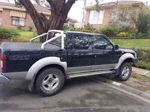 Nissan navara 2006 3.0 turbo diesel Berwick Casey Area Preview