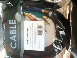 1.5m HDMI -- 5RCA COMPONENT VIDEO/AUDIO CABLE
